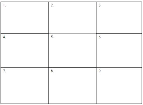 Tic Tac Toe Choice Board Template image tic tac toe choice board