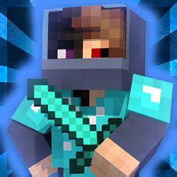 Minecraft Profile Picture Template
