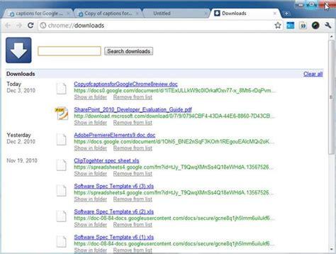 chrome download manager google chrome 36 slide 22 slideshow from pcmag com