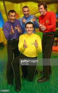 Illness forces sam moran to replace the wiggles s greg page getty