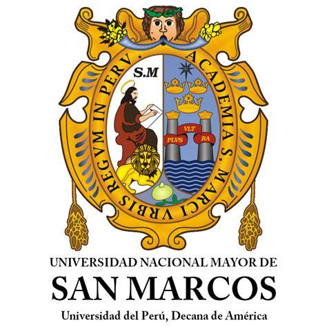 universidad de san marcos file unmsm escudo y nombre 2 png wikimedia commons