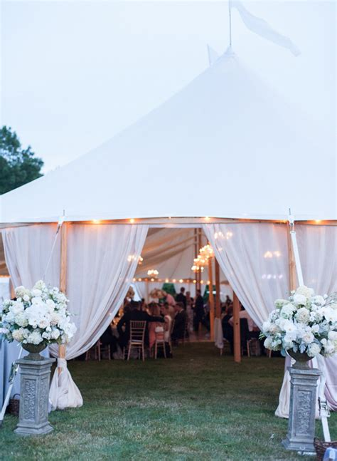 Wedding Reception Tent by Glamorous Tent Weddings Archives Weddings Romantique