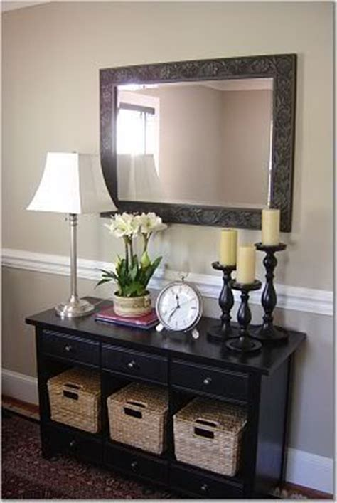 Front Entryway Furniture Ideas 25 Best Ideas About Entryway Table Decorations On