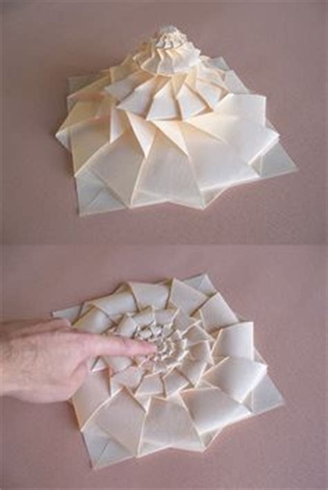 origami wave tutorial origami wave instructions not as easy as i thought it d