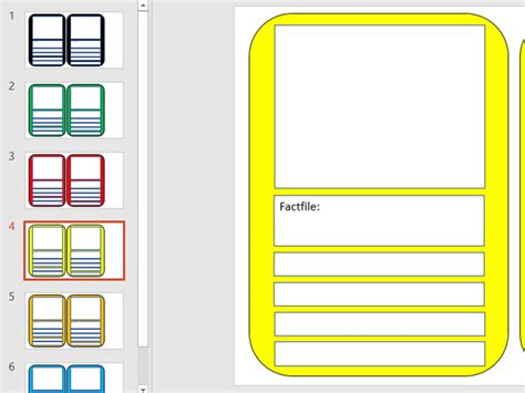 top trumps card template top trumps templates by eviejford teaching resources tes