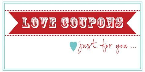 free printable love coupons templates love coupon templates invitation template