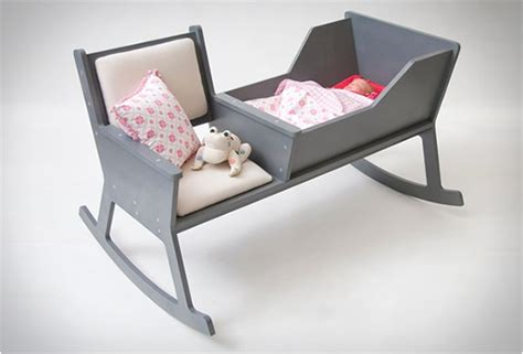 Rocking Chair With Cradle by Rockid Rocking Chair And Cradle In One 171 Friskstyle Friskstyle