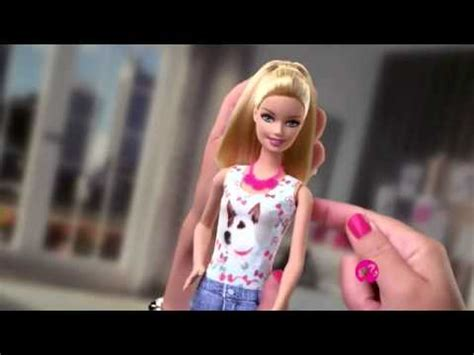 barbie fashion design maker youtube toy commercial 2014 barbie fashion design maker doll a