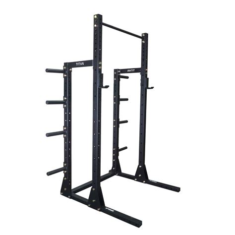 Rack Pull Exercise by X 3 Squat Rack W Pull Up Bar Plate Holders Power