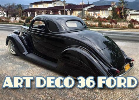 deco cars for sale deco 36 ford custom car chroniclecustom car chronicle