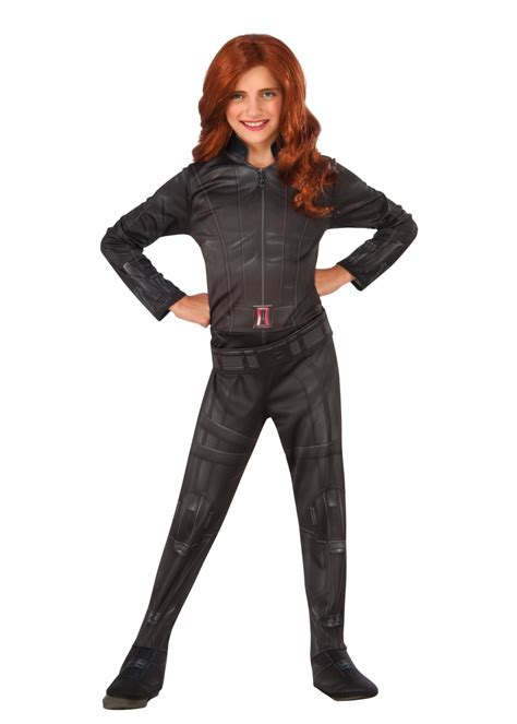 black costume black widow costume