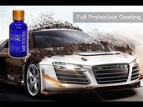 auto ceramic car coating epic gadget review youtube