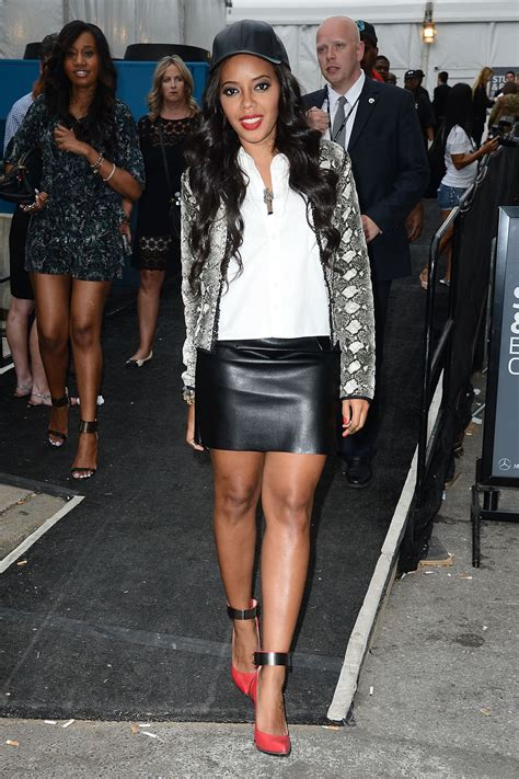 Angela Simmons Wardrobe by Angela Simmons Arrives At Ronson Fashion Show