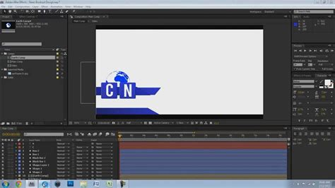 after effects news tutorial after effects news broadcast design tutorial youtube