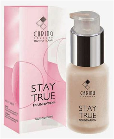 Harga Caring Colours Stay True caring colours stay true foundation