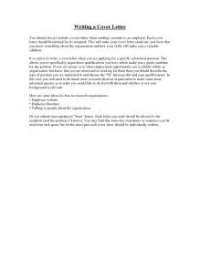 resume resume cover letters include what should a resume cover letter