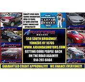 Used Cars Luxury Specials Yonkers NY 10705  ARXONDAS