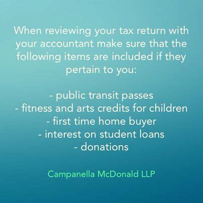 tax tip tuesday 5 canella mcdonald chartered accountants