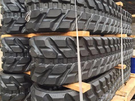 footprint rubber st used bridgestone rubber tracks 400 mm tracks year 2018