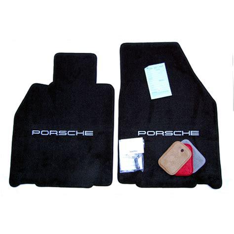 Porsche Boxster Mats by Porsche Logo Boxster Floor Mats