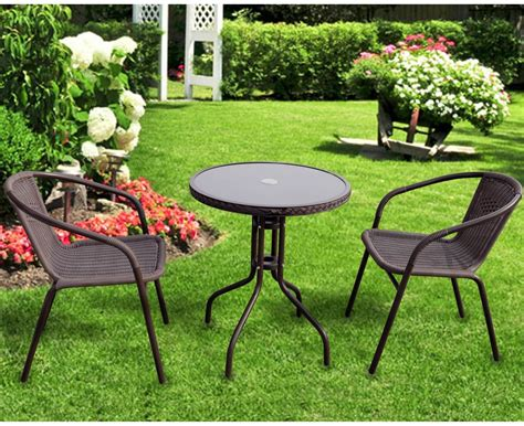 Garden Bistro Chairs Garden Bistro Table And Chairs Riva Bistro Table And Chairs Summer Garden Buys Our Malpensa