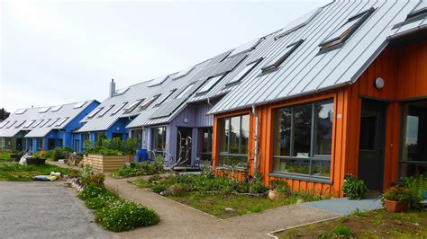 What Is House About If Everyone Lived In An Ecovillage The Earth Would