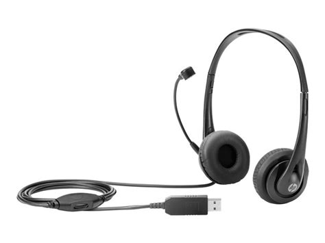 Headset Hp t1a67aa hp headset currys pc world business
