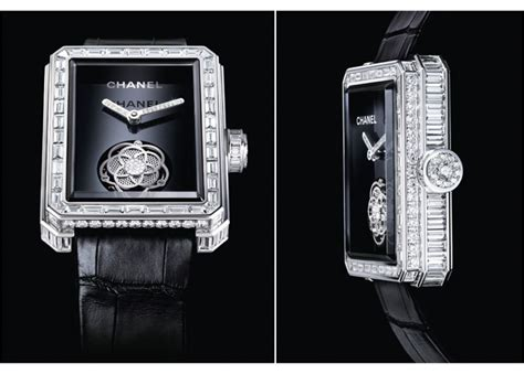 used chanel s watches what time is it