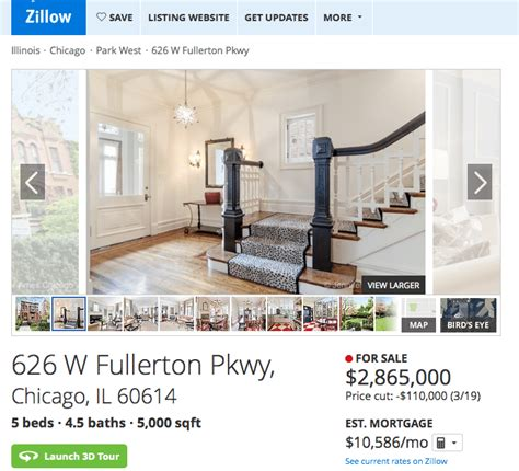house listing it s happened zillow now serving up 3 d models on listings