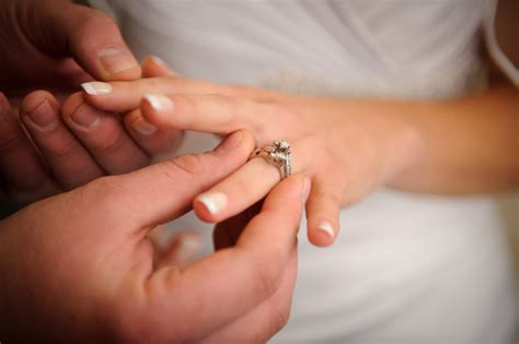 is it against church policy to do a ring exchange ceremony