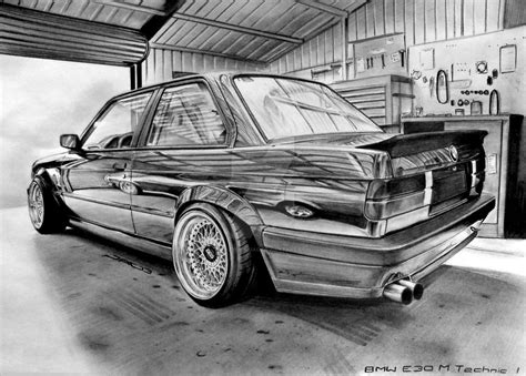 how to m bmw e30 m technic i by krzysiek jac on deviantart
