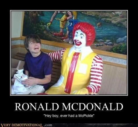 ronald mcdonald funny pinterest ronald mcdonald