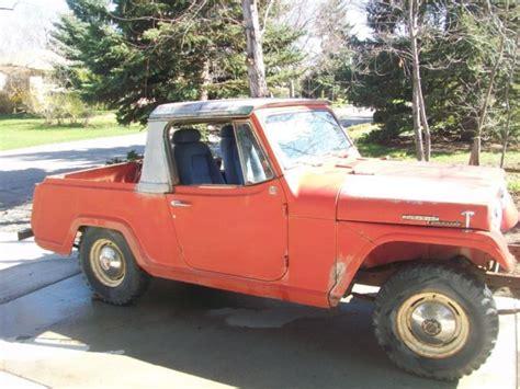 1967 jeep commando 870501613649 1967 jeepster commando