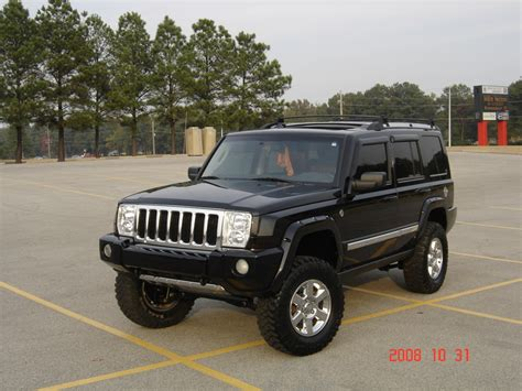 2006 Jeep Commander Specs Rubiconcommander 2006 Jeep Commander Specs Photos