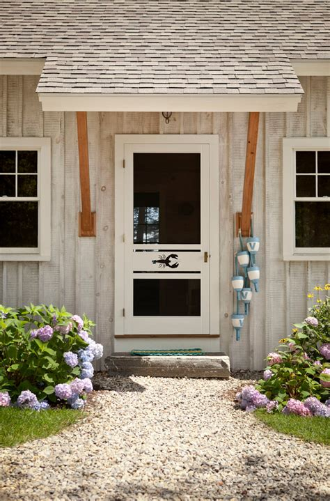 cottage screen doors cottage doors living room style with barn
