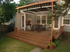 How To Build A Canopy Frame by 19 Easy Ways To Create Shade For Your Deck Or Patio