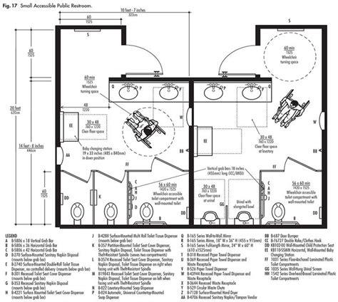 ansi handicap bathroom standards best 25 ada restroom ideas on pinterest ada image
