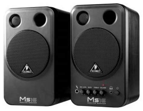 Jual Speaker Monitor Panggung by Dinomarket 174 Pasardino Speaker Monitor Behringer Ms16