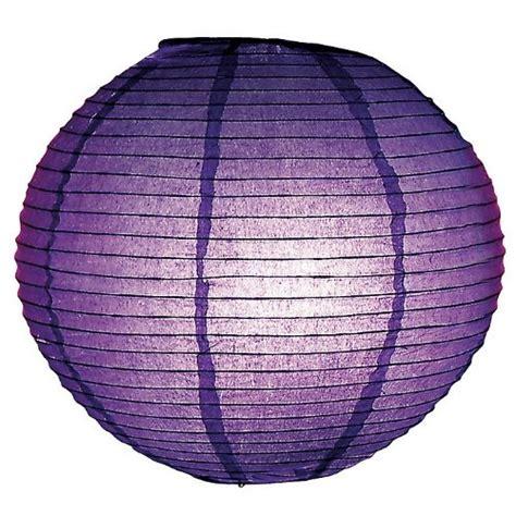 Lighted Paper Lanterns by Cing Lights Lanterns Lighted Paper Lantern Purple