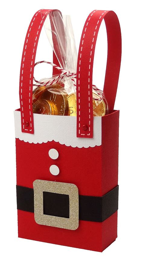 the 25 best ideas about christmas gift bags on pinterest