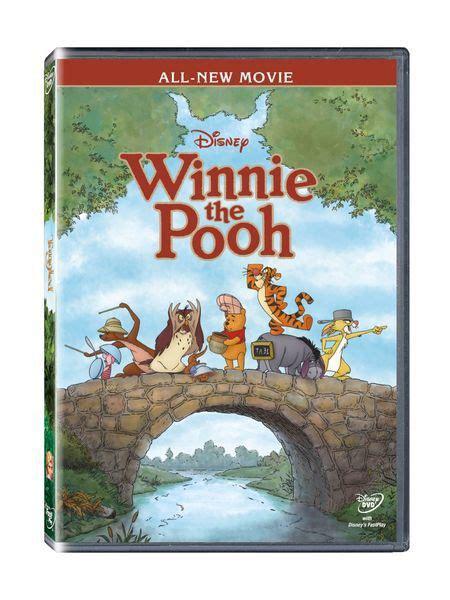 Winnie Pooh 2011 Film Winnie The Pooh Movie 2011 Dvd Buy Online In South Africa Takealot Com
