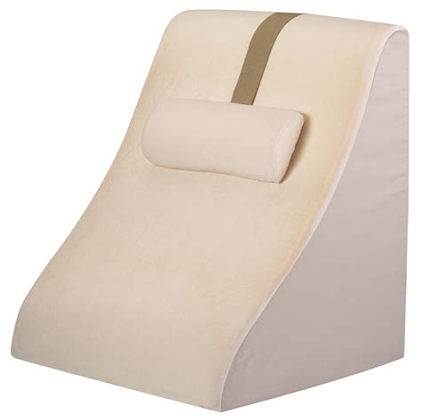 foam wedge for bed betterrest memory foam bed wedge br2500 jobri