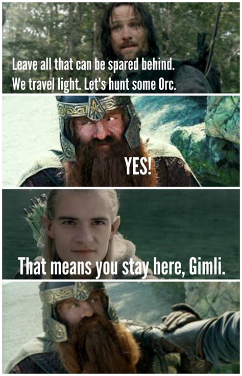 That Was Funny Meme - lotr meme original memes pinterest lotr hobbit and lord