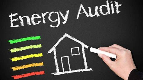 how to get a home energy efficiency audit assessment