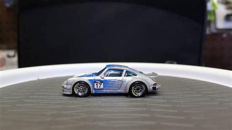 Porsche 934 Turbo Rsr Hotwheels 164 Wheel Outlaw wheels custom wheels episode 10 porsche 934 turbo race car