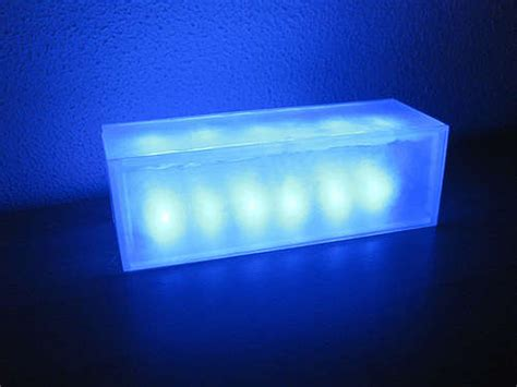 Handmade Light Box - diy led light box that thumps to your