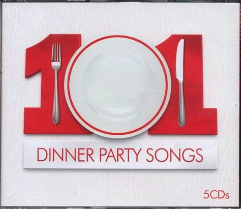 dinner party music 5cds 101 dinner party songs uk 2011