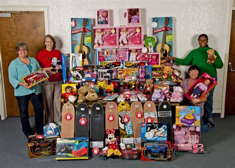 Salvation Army Toy Giveaway - things to do in san francisco this friday saturday and sunday december 16th 18th