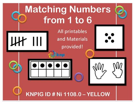 pattern matching numbers 17 best images about mathematics intervention on pinterest
