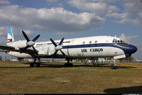 ilyushin il 18gr malev hungarian airlines air cargo aviation photo 3959073 airliners net